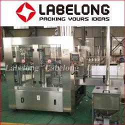 中国の普及した、熱い販売水充填機