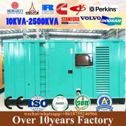 Schwerer Kraftstoff weniger Öl-elektrischer Strom-Dieselgenerator mit ISO/Ce