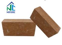 변환기 안전 안대기를 위해 다루기 힘든 발사된 마그네시아 벽돌