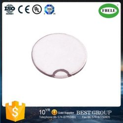Transductor piezoeléctrico disco de cerámica piezo Sensor de flujo (FBELE)
