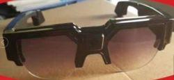 Gesichts-Anerkennungs-Gläser für die Überwachung mit Hight Qualitäts/Sunglasses/Protect-System