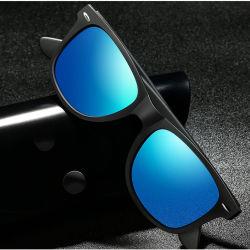Itália Fashion Peste Quente Pronto para venda de mercadorias de qualidade elevada Custom Ray Band PC UV polarizada400 óculos de sol
