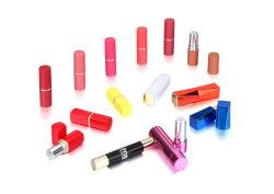 Batom caso em plástico ou alumínio Embalagem de cosméticos de Batom contentor