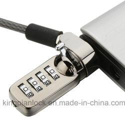 La combinación digital PC seguro cerradura para Tablet PC y portátiles