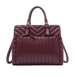 Borsa tote shopping a spalla donna Fashion e Modern Leather