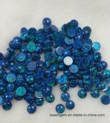 Синий создан Opal драгоценные камни