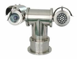 De explosiebestendige Camera CCD van HD IP PTZ