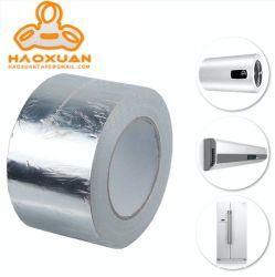 El papel de aluminio cinta adhesiva cinta de aluminio resistente al agua con la parte inferior del papel