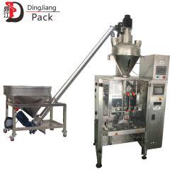 DJ-3b250 1kg Vollautomatische vertikale Pulver Milch / Mehl / Gewürz / Protein / Waschpulver / Kissenbeutel Lebensmittelverpackung Verpackung Füllung Versiegelungsmaschine