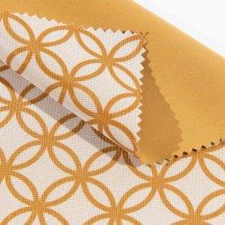 2020 tessuto nero elastico di vendita caldo dello Spandex della biancheria intima del Knit della pesca dell'interruttore di sicurezza di 88%Poly 12%Spandex