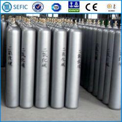 40L de acero sin costura del depósito de CO2 de alta presión (ISO9809-3)