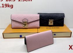 Les femmes de luxe Sacs à main Girls Ladies titulaire de la carte en cuir Wallet Lady Long sac à main