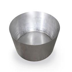 높은 정밀도는 주물 금속 회전시킨 부속을 정지한다