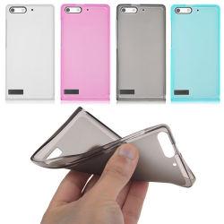 iPhoneのための柔らかいTPUのケースの皮の箱