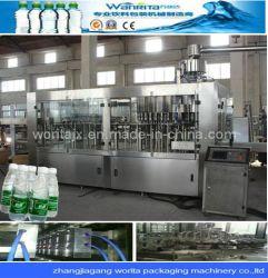 آلة تعبئة المياه Autoamic وخط التعبئة للزجاجات البلاستيكية