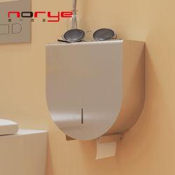 Roestvrijstalen rolpapierdoekjes voor handdoekdispensers voor commerciële badkamers