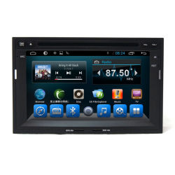 Dans la voiture Android Système de navigation GPS pour Peugeot 3008