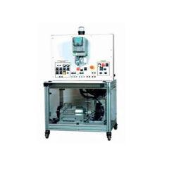 Variación de velocidad freno de polvo magnético Entrenamiento Equipo de laboratorio eléctrico Equipo de laboratorio para la Universidad