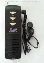Radio portatile della radio FM del regalo del regalo promozionale di elettronica mini