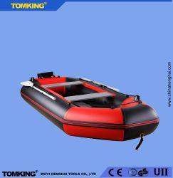 Barco inflável para colagem de queda de jangada /// Caiaque Barco de Pesca