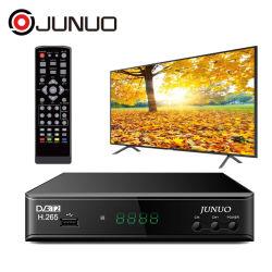 Dtt TVボックスH. 265 Hevc受信機チェコスロバキア共和国のための専門TVの受信機USB WiFiのデコーダー