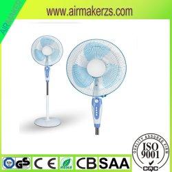 """16"""" oscilando de refrigeração piso barato ventilador de suporte para uso doméstico"""