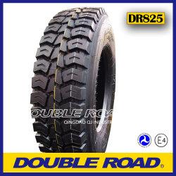 Estrella doble/Long March/Roadlux/doble marca carretera 315/80R22.5 20PR, Tubeless neumáticos radiales de la dirección de neumáticos para camiones