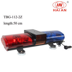 B/R Mini barre lumineuse halogène rotatif de la sécurité (TBG-112-2Z)