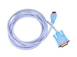 1080P cabo adaptador HDMI para DVI para a PS3