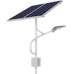 6m al aire libre configuración personalizada de la luz solar calle LED