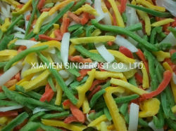最もよい価格IQFの混合された野菜、フリーズされた混合された野菜