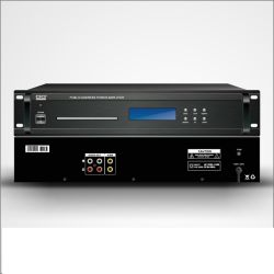 Reproductor de CD/MP3 con USB LPC-105 VCD/DVD/MP3