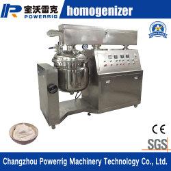 Crème cosmétique émulsion vide homogénéisateur et petite table de mixage de lotion la machine