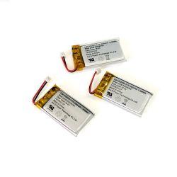 Kc UL IEC62133 Un38.3 MSDS RoHS Литий полимерная батарея 3,7 В 552035 320 Мач 350 Мач Lipo батареи