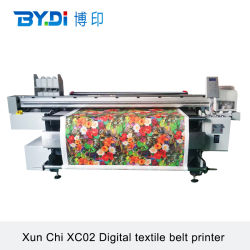 Kleidung-Digitaldrucker-Sublimation-Tintenstrahl für die meisten Materialien
