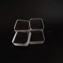 Het aangemaakte Glas van de Stap/de Vierkant In een nis gezette Lichte Schaduw van de Dekking/van de Lamp voor Verkoop