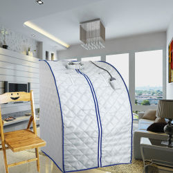 Muito barato Sauna de Infravermelhos com cadeira forte
