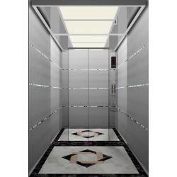 Het Roestvrij staal van de Ets van de spiegel voor de Kleine Lift van de Passagier van de Zaal van de Machine