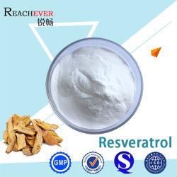 Natural puro Resveratrol Herbal extrato da planta