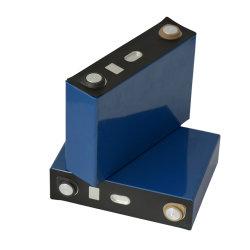 Ciclo de profunda prismática de íon de lítio recarregável 3.2V 100Ah LiFePO4 Célula de Bateria