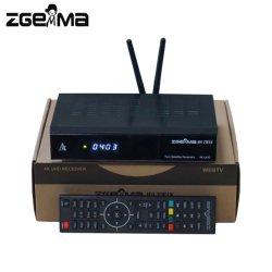 2 Twin Zgemma H9*DVB-S2X 2*CI+ Dual 4K receptor UHD WiFi