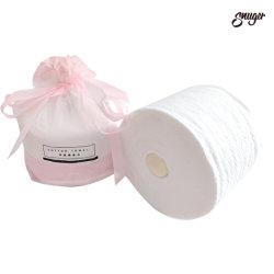Горячая продажа предметов личной гигиены хлопок рулон ткани ткани с мешком для пыли на лице удобная упаковка