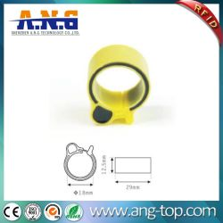 Shenzhen Factory RFID Animal Tag 860-960MHz UHF Pigeon Rings Tag 家禽追跡のため