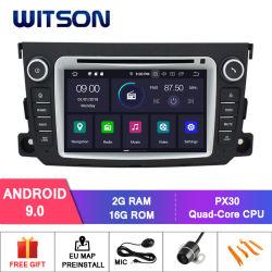 Auto Vdeo Spieler des Witson Android-9.0 für MERCEDES-BENZ ein B-Kategorie Fahrzeug-Radio GPS-Multimedia