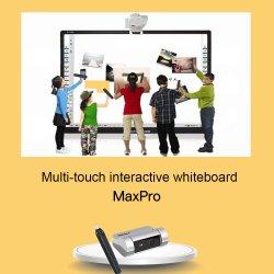 """Quadro branco interativo dispositivo utilizado com projetor de focagem 120"""" Aula"""