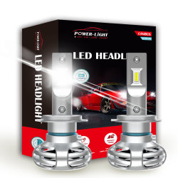 F4力ライトMotorcyle高い車およびトラックおよび8000lm LEDのヘッドライト
