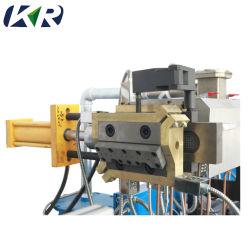 Paralelo a composição plástica Parafuso Máquina Granulator Twin