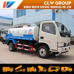 4000litres 4tonnes Dongfeng camion-citerne de l'eau 1000gallons Camion de livraison de l'eau d'offres