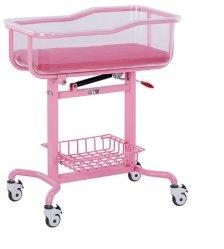 Krankenhaus-medizinischer Edelstahl-neugeborener Neugeboren-Säuglingskinderwagen