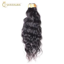 卸し売り人間の熱い販売インド水波の毛の拡張